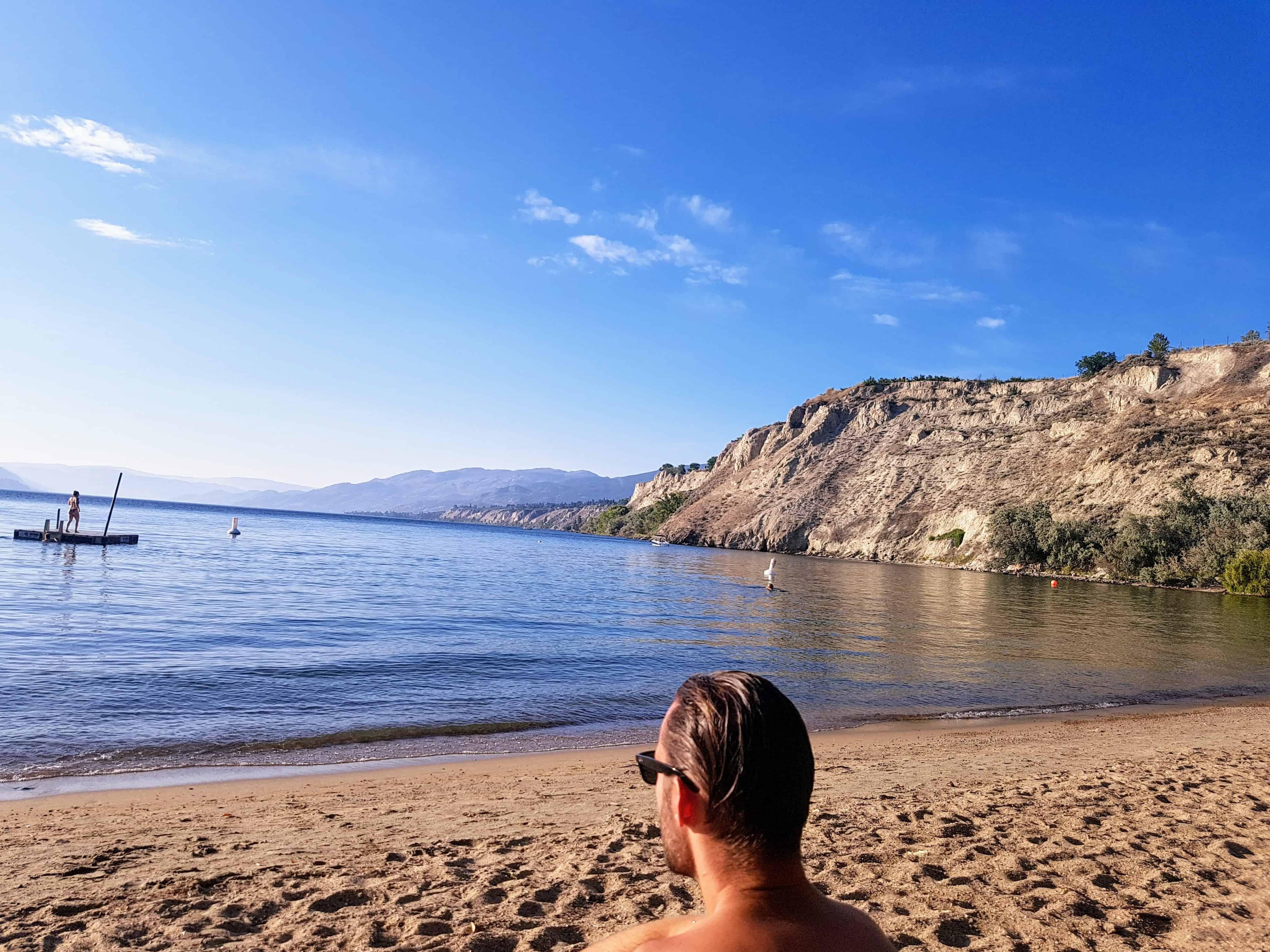 Photos nude beach Hot Milf