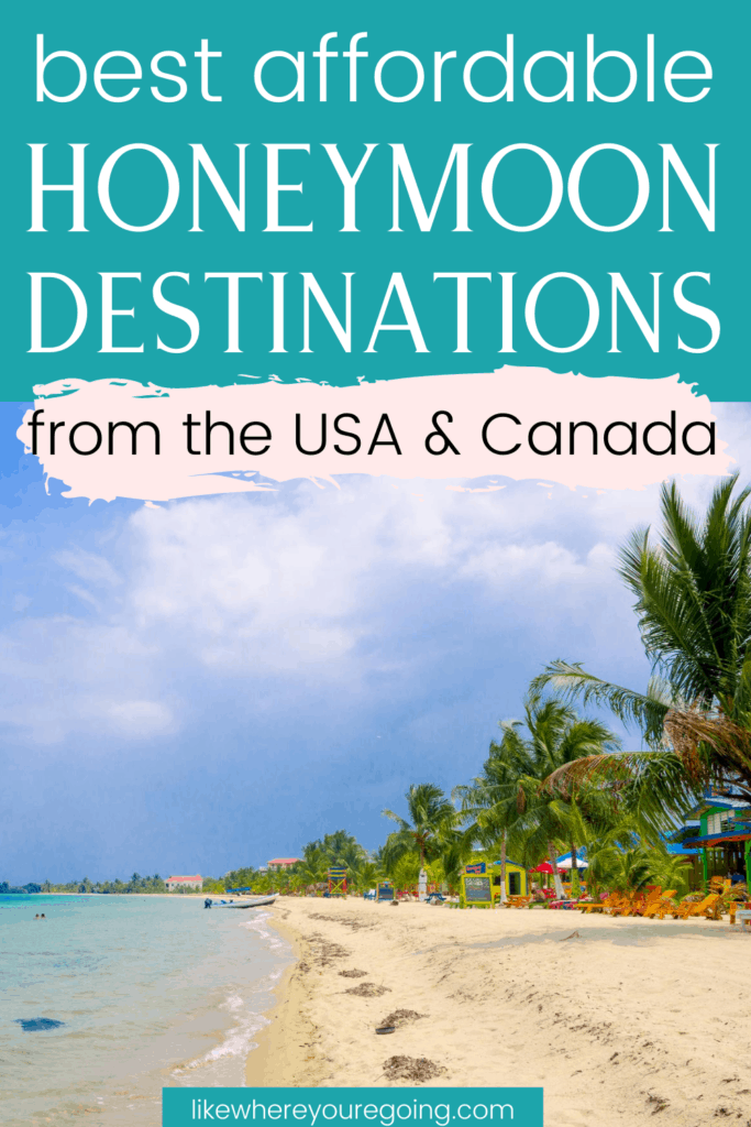 12 Best Honeymoon Destinations In February March That You Can Actually Afford